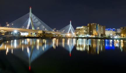 Boston Salt and Pepper Bridge